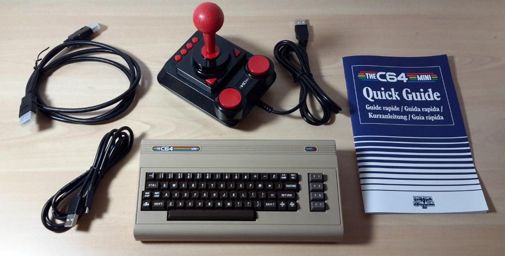 C64 Mini Hacks